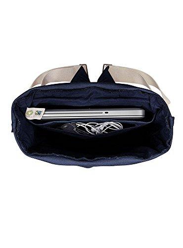leSac à dos Scandinave Ansvar en coton bio avec compartiment laptop pour homme ou femme