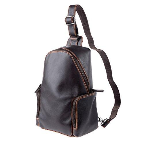 Cuir au tannage naturel pour ce sac à dos de chez Dudu