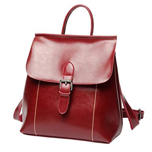 Sac a main cartable rouge : L alternative au sac ? main le cartable dos en