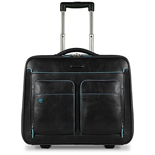 La valise pilote en cuir